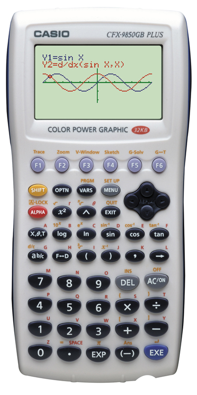 casio digitroni
